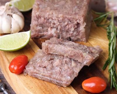 Холодец мясной (100% Говядина)