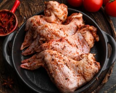 Крылья куриные маринованные