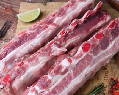 Рёбрышки свиные без кожи